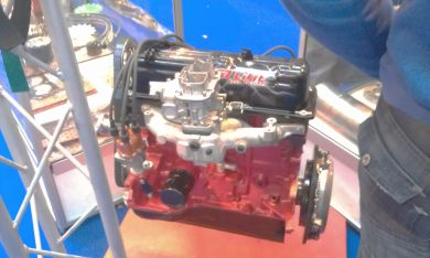 F2 Complete engine